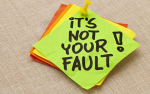 IT'S NOT YOUR FAULT THAT YOU'RE NOT ACHIEVING YOUR BIG GOALS