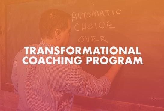 Transformational Coaching Program by Jim Fortin